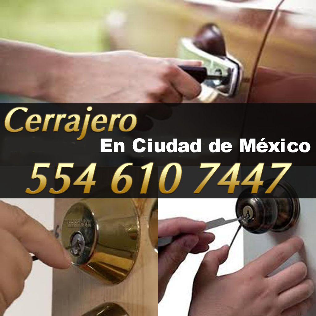 cerrajero en ciudad de mexico